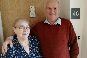 Sylvia and Glyn Bouskill were amongst the first residents to move into Primrose Gardens