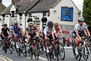 Pontefract town has been included in previous TDY routes