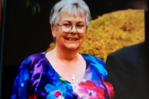 Police are becoming increasingly concerned for missing Barnsley Lorraine Saunders. Photo: South Yorkshire Police