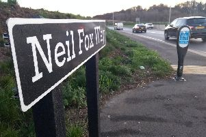 Neil Fox Way