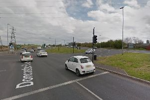 Buses have been diverted and traffic is building up following an accident on a major Wakefield road this afternoon. Photo: Google Maps