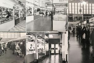 Wakefield Market was a town favourite.