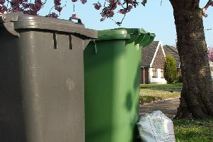 Not all your unwanted household items can be left out for the binmen to take away.
