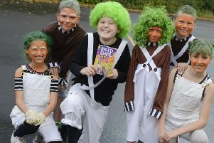 You can never have too many Oompa Loompas.