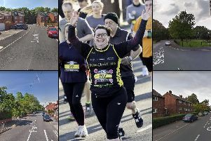 A number of road closures will be in place for the Wakefield Hospice 10k this weekend.