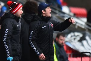 Joey Barton is targeting a winning run and a big finish for Fleetwood