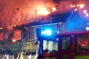 A fatal fire in Rotherham was down to smoking materials, a report has concluded (Pic: Robert Taylor)