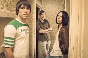 The Cribs have agreed to put their name to a Wakefield football team shirt.