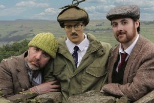 Summer Winos is an homage to sitcom Last of the Summer Wine