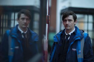 James Harkness starred in the BBC's powerful new drama The Victim