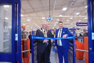 The Range was opened by the Mayor of Wakefield, Stuart Heptinstall.
