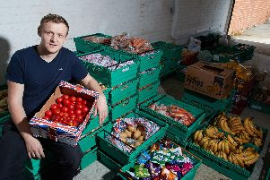 The Real Junk Food Project has been burgled for the second time in six days.