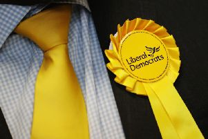 The Lib Dems are fielding candidates in 14 seats in Wakefield.