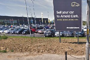 The car dealers is based at Calder Park near the M1 junction