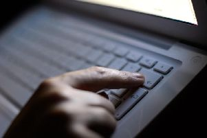 Criminals are using the dark web for illicit activities. Picture by PA.