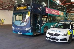 The undercover bus