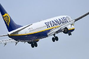 Passengers of Ryanair, Easyjet and BA are likely to be affected if their flight is due to go through French airspace