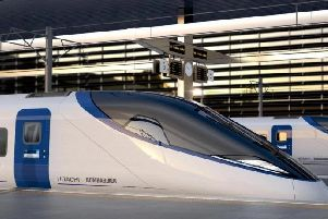 Plans have been revealed to alter the route of HS2 between Wakefield and Leeds city station.
