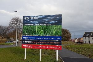 Redrow is building homes on the north-eastern side of Wakefield, near Pinderfields Hospital.