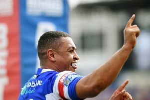 Reece Lyne has signed a new five-year deal at Wakefield Trinity.