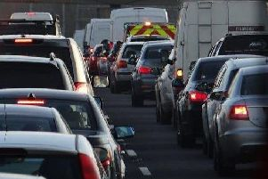Drivers in Blackpool are held up a minute for every mile they cover
