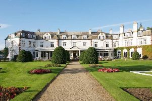 Ripon's historic Spa Hotel is up for sale for the first time in 115 years.