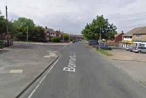 Two people have been injured in a motorbike collision in Castleford this afternoon. Picture: Google Maps.