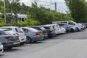 Expansion: If plans are approved, the car park will be expanded to 160 spaces.