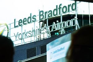 A new documentary series about Leeds Bradford Airport starts on July 16.