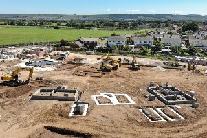 Beyond Housing has exchanged contracts with construction contractor Linden Homes to develop 36 affordable new homes in Seamer.
