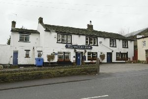 The Waiters Arms pub in Sowerby Bridge