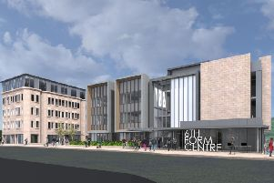 How Northgate House and the Halifax Sixth Form Centre will look in 2020 (LDN Architects)