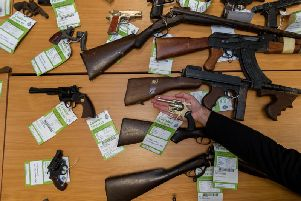People in the Wakefield district are being asked to hand in their firearms to police as part of a national firearms surrender.