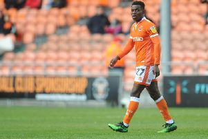 Mark Bola is among the Blackpool players reported to be interesting other clubs this summer