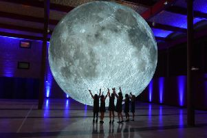 Museum of the Moon.