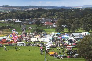 Sewerby Gala in 2017
