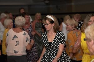 The Pont Dance will return this weekend, raising money for the towns hospice.