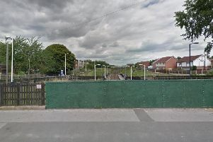 A person has died at Goldthorpe station this afternoon. Picture: Google Maps