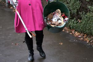 Community service workers have been busy tidying up the College Grove area of Wakefield. Stock image.