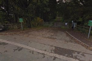 The body of a man was found in woodland in Wakefield this morning, it has been confirmed. Picture: Google Maps