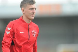 Billy Crellin has been loaned to Chorley until November