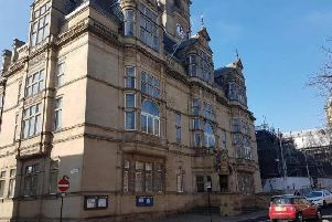 Wakefield Town Hall, where the ghost walks will begin.