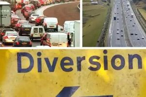Here are all the planned roadworks in Yorkshire and the Humber from Monday, September 2.