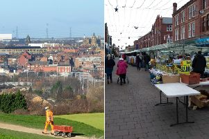 Both Wakefield and Castleford are among 100 places being invited to bid for a share of a 3.6bn funding pot announced by the Government today.