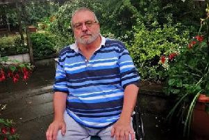 Richard Saberton is calling for lessons to be learned after he was left with irreversible paralysis.