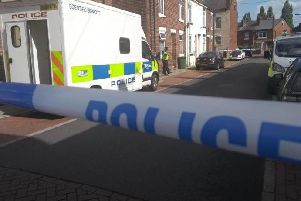 A 42-year-old man was found dead in a house on Brighton Street on Friday