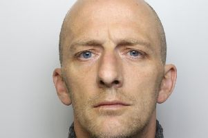 Career burglar Leigh Boulton was locked up for two years and four months