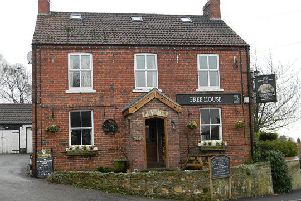 The Goodmanham Arms.