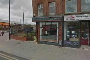 Duchniaks Polish restaurant on Kirkgate was targeted in March. Photo: Google Maps
