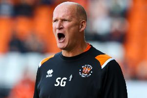 Simon Grayson was an angry man after Saturday's home defeat against MK Dons